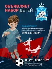 Секция футбольного мастерства