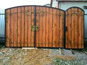 Ворота и калитки (кованые)