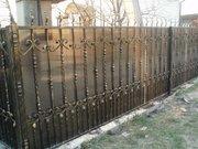 Кованые и сварные ворота