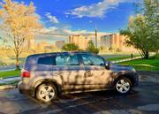 Перевозка пассажиров и грузов на Chevrolet Orlando