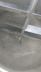 Емкость нержавеющая- варочный котел,  объем — 0, 5 куб.м