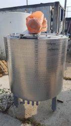 Емкость нержавеющая (заквасочник ОЗУ-350,