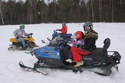 Rent and hire of snowmobiles in Balashikha