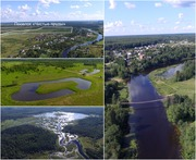 Земельный участок 11 соток у реки в Московской области