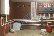 Установка и замена радиаторов,  счетчиков,  труб-СантехСервис