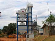 Асфальтовые заводы,  бетонные заводы различной производительности.