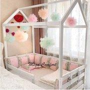 Купить детскую кровать в Интернет-магазине от фабрики.