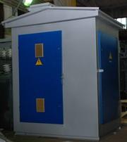 КТПу  уменьшенные трансформаторные подстанции мощностью до 630 кВА