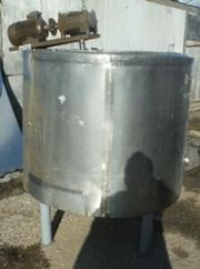 Емкость нержавеющая (заквасочник ОЗУ-630,  ванна длительной пастеризаци