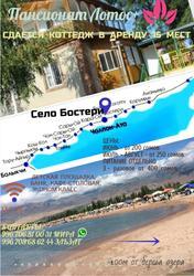 Отдых Иссык-Куль