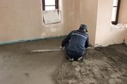 Бетонные полы. Устройство цементно-песчаной стяжки.