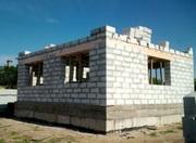 Строительство дома из пеноблока