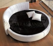 Круглая кровать Индра + матрас в подарок!