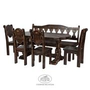 Комплект мебели из массива