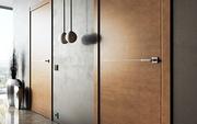 Офисные двери с покрытием из HPL-пластика