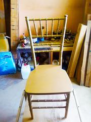 Комплект стульев из массива