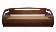 Угловые кровати с ящиками