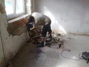 демонтаж внутри зданий и помещений