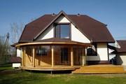 построим дом,  баню,  пристройку, любой материал