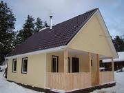 Проекты дачных домов ( одноэтажные)