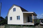Проект дачных домов с мансардой