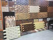 Фасадные материалы в широком ассортименте.