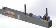 Инсинератор твердых отходов ИУ- 750