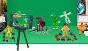 Анимационная мини студия StikBot