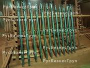 Подкос для монтажа колонн жби,  Обоймы для монтажа колонн