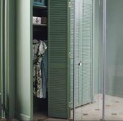 Мебель на заказ: Жалюзийные дверцы (фасады). Шкафы. Кухни.