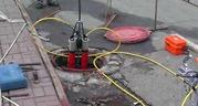 Реконструкция трубопровода бестраншейным способом