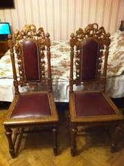 Реставрация мебели в мастерской «Дыхание старины» г. Москва