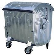 Качественные металлические мусорные контейнеры
