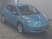 Электромобиль хэтчбек Nissan Leaf кузов ZE0 модификация G Enchante