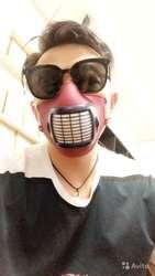 Многоразовая защитная маска-респиратор N95