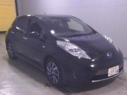 Электромобиль хэтчбек Nissan Leaf кузов AZE0 модификация 30X Aero