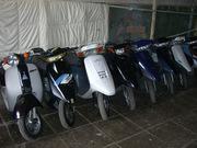 Скутера,  скутереты,  мотоциклы из японии
