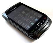 FOR SELL Blackberry Torch 9800 Quadband 3G Unlocked Phone $300usd
