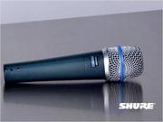 Микрофон SHURE BETA 57 A суперкардиоидный-вокально-инструментальный