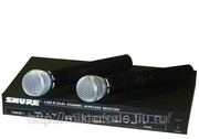 микрофон SHURE LX88-II радиосистема 2 (беспроводных) микрофона SHURE S