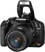 Продам фотоаппарат Canon 500D Rebel Tii Kit ( EFS 18-55)