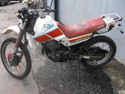 Продам мотоцикл Yamaha Serow 225