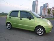 Продаю Daewoo Matiz салатового цвета