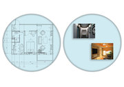 Выполним дизайн общественных и жилых помещение.