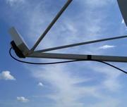 WIFI направленная антенна. Антенна 2.4 Ггц 18-33 дби.Излучатель 1200руб